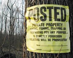 Landowner Liability
