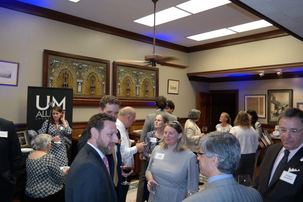 University of Memphis School of Law Reception