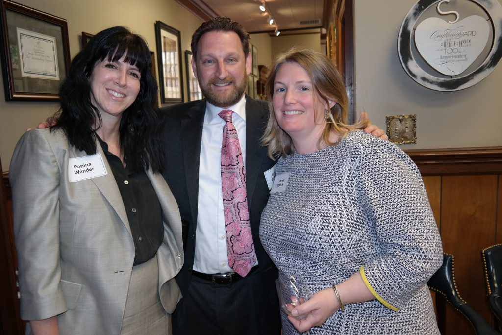 University of Memphis School of Law Reception